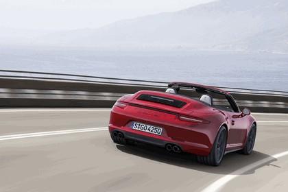 2014 Porsche 911 ( 991 ) Carrera GTS cabriolet 2