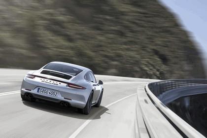 2014 Porsche 911 ( 991 ) Carrera 4 GTS 2
