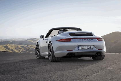 2014 Porsche 911 ( 991 ) Carrera 4 GTS cabriolet 1