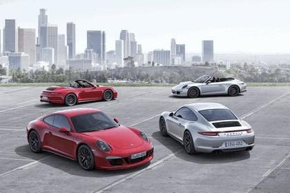 2014 Porsche 911 ( 991 ) Carrera 4 GTS cabriolet 3
