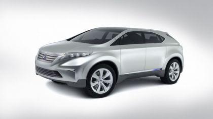 2007 Lexus LF-Xh concept 9