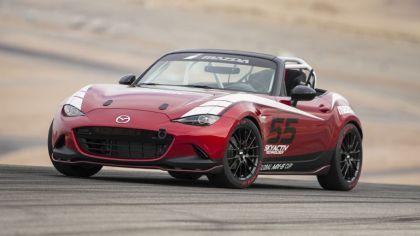 2016 Mazda MX-5 Cup racecar 2