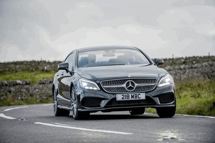 2014 Mercedes-Benz CLS 350 BlueTec - UK version 4