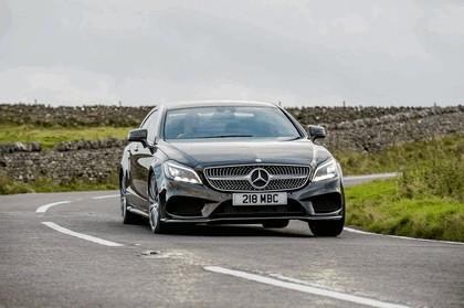 2014 Mercedes-Benz CLS 350 BlueTec - UK version 5
