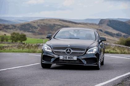 2014 Mercedes-Benz CLS 350 BlueTec - UK version 6