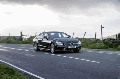 2014 Mercedes-Benz CLS 350 BlueTec - UK version 7
