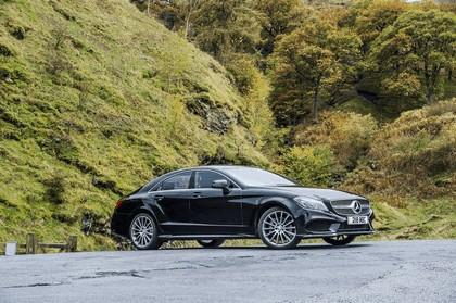 2014 Mercedes-Benz CLS 350 BlueTec - UK version 11