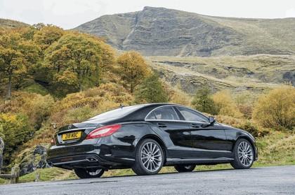 2014 Mercedes-Benz CLS 350 BlueTec - UK version 13