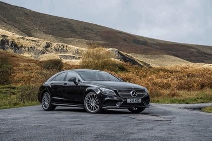 2014 Mercedes-Benz CLS 350 BlueTec - UK version 14
