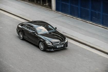 2014 Mercedes-Benz CLS 350 BlueTec - UK version 15
