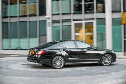 2014 Mercedes-Benz CLS 350 BlueTec - UK version 16