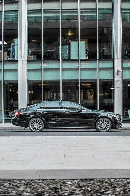 2014 Mercedes-Benz CLS 350 BlueTec - UK version 17