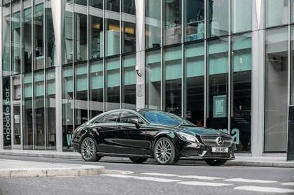 2014 Mercedes-Benz CLS 350 BlueTec - UK version 21