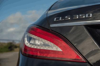 2014 Mercedes-Benz CLS 350 BlueTec - UK version 26