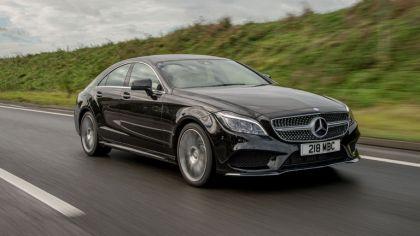 2014 Mercedes-Benz CLS 350 BlueTec - UK version 2