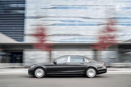 2014 Mercedes-Maybach S-klasse ( W222 ) 2