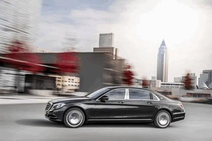 2014 Mercedes-Maybach S-klasse ( W222 ) 3