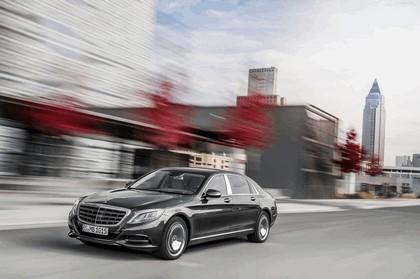 2014 Mercedes-Maybach S-klasse ( W222 ) 4