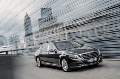 2014 Mercedes-Maybach S-klasse ( W222 ) 5