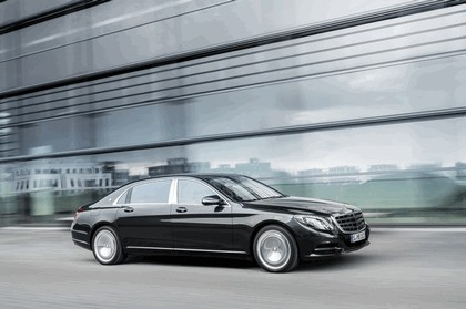 2014 Mercedes-Maybach S-klasse ( W222 ) 6