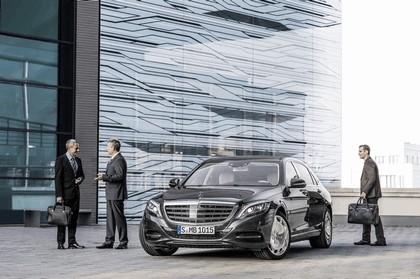 2014 Mercedes-Maybach S-klasse ( W222 ) 9