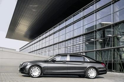 2014 Mercedes-Maybach S-klasse ( W222 ) 10
