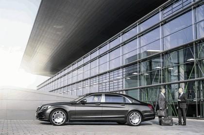 2014 Mercedes-Maybach S-klasse ( W222 ) 11