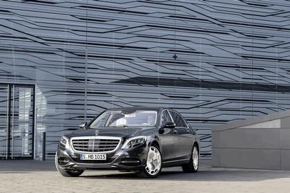 2014 Mercedes-Maybach S-klasse ( W222 ) 12