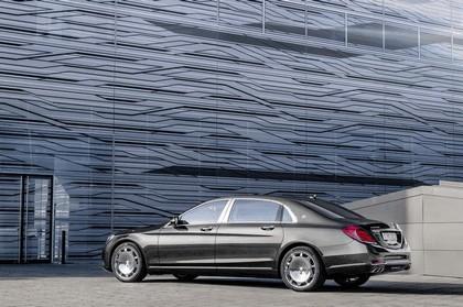 2014 Mercedes-Maybach S-klasse ( W222 ) 13