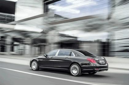 2014 Mercedes-Maybach S-klasse ( W222 ) 14