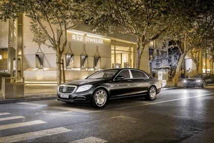 2014 Mercedes-Maybach S-klasse ( W222 ) 19
