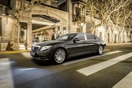 2014 Mercedes-Maybach S-klasse ( W222 ) 20