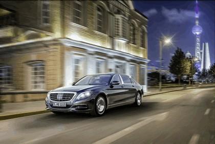 2014 Mercedes-Maybach S-klasse ( W222 ) 21