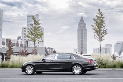 2014 Mercedes-Maybach S-klasse ( W222 ) 23