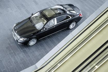 2014 Mercedes-Maybach S-klasse ( W222 ) 24
