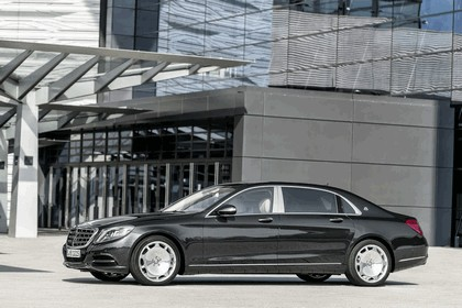 2014 Mercedes-Maybach S-klasse ( W222 ) 25