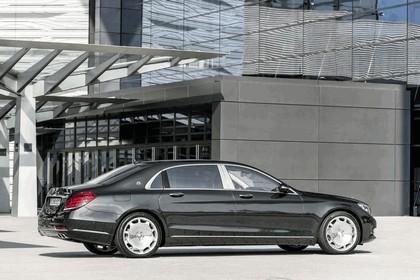 2014 Mercedes-Maybach S-klasse ( W222 ) 26
