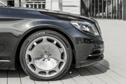 2014 Mercedes-Maybach S-klasse ( W222 ) 27