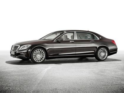 2014 Mercedes-Maybach S-klasse ( W222 ) 28