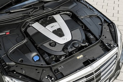 2014 Mercedes-Maybach S-klasse ( W222 ) 30