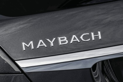 2014 Mercedes-Maybach S-klasse ( W222 ) 31