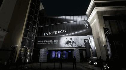 2014 Mercedes-Maybach S-klasse ( W222 ) 33