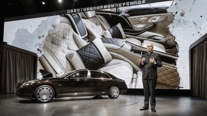2014 Mercedes-Maybach S-klasse ( W222 ) 38