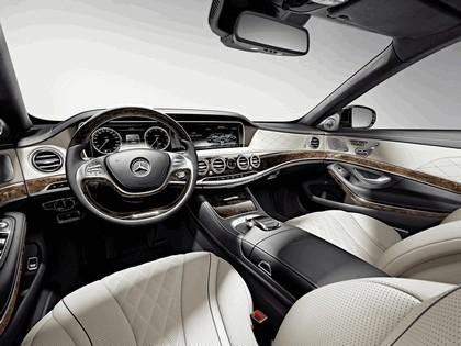 2014 Mercedes-Maybach S-klasse ( W222 ) 39