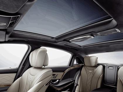 2014 Mercedes-Maybach S-klasse ( W222 ) 41