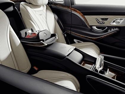 2014 Mercedes-Maybach S-klasse ( W222 ) 42