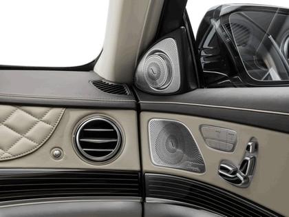 2014 Mercedes-Maybach S-klasse ( W222 ) 45