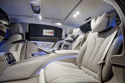 2014 Mercedes-Maybach S-klasse ( W222 ) 46