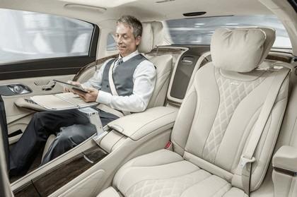 2014 Mercedes-Maybach S-klasse ( W222 ) 47
