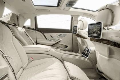 2014 Mercedes-Maybach S-klasse ( W222 ) 49